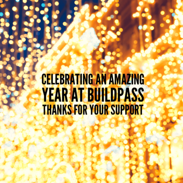 Celebrating a year at Buildpass