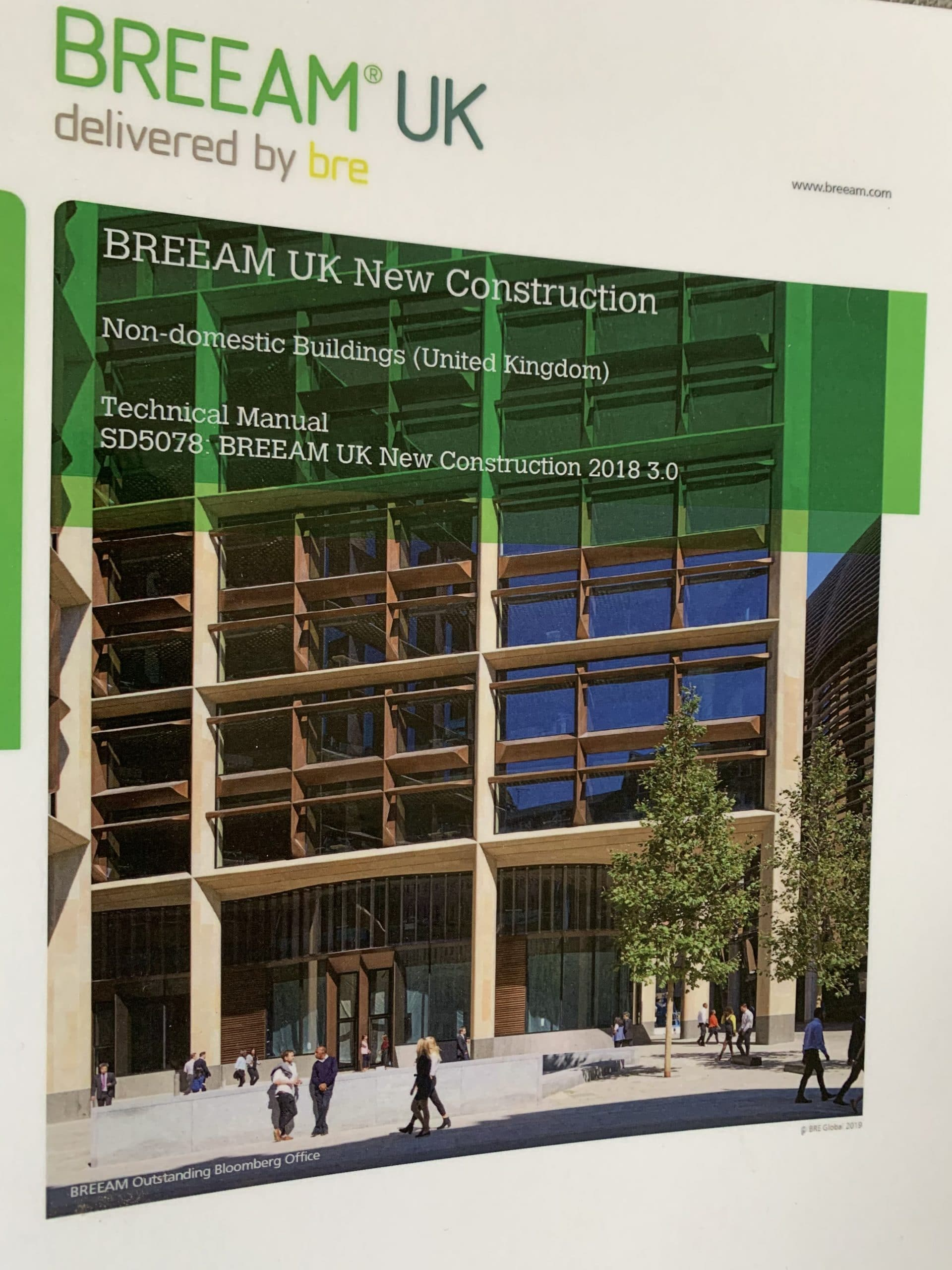 What are BREEAM Credits