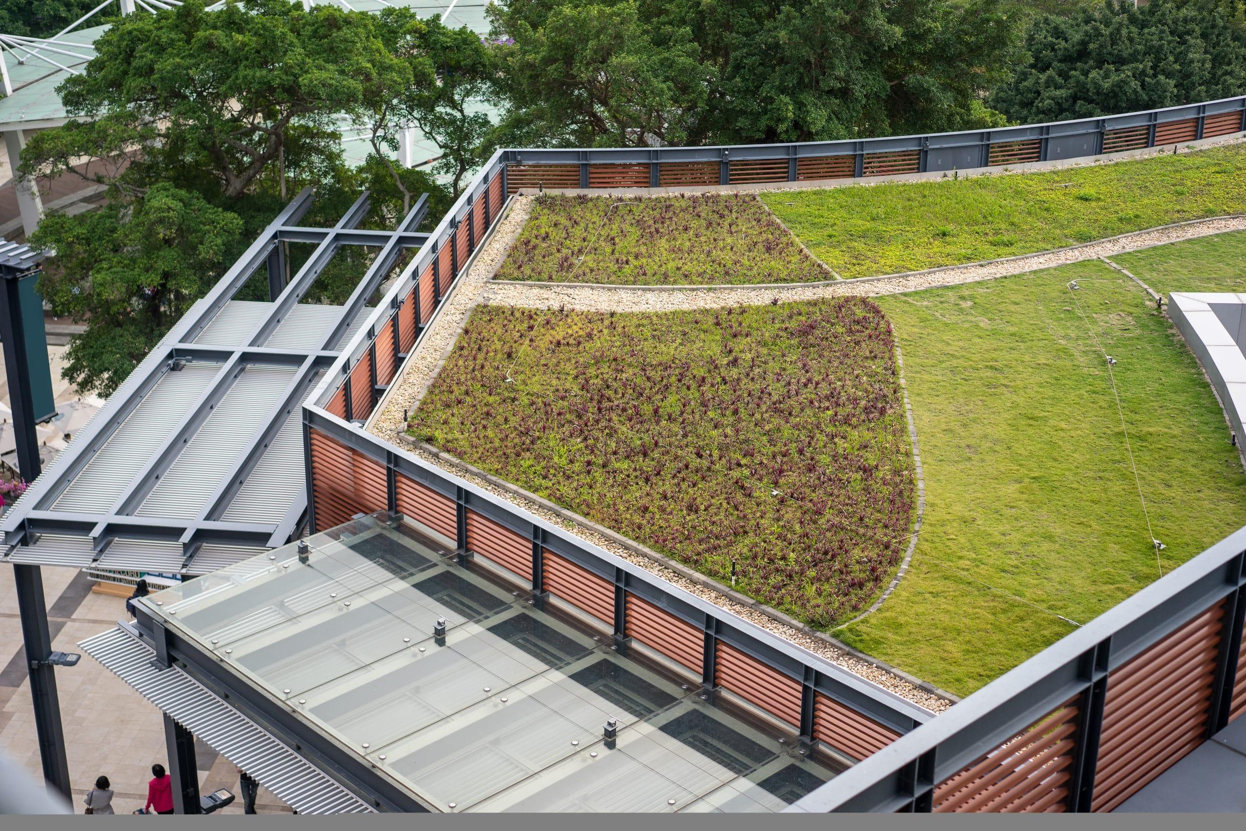 The Urban Greening Factor