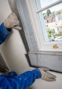 Insulating Window Reveals